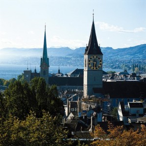 Saint Peter's Church, Zurich